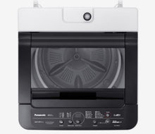 Load image into Gallery viewer, Panasonic NA-F80VB7HRQ - Top Load Washer 8kg