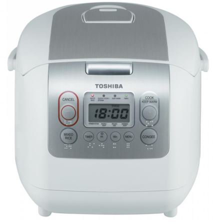 Toshiba RC-18NMF - Rice Cooker 1.8litres