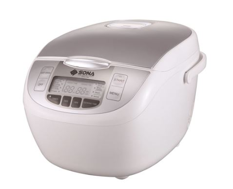 Sona SRC2611 - Electric Rice Cooker 1.8litres