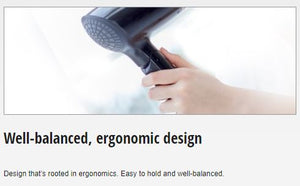 Panasonic EH-ND30-K - Hairdryer 1800w