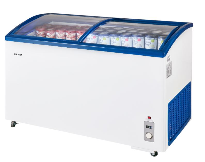 Kadeka KSF320W - Showcase Freezer 320litres