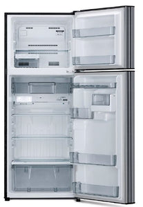 Mitsubishi MR-FC34EP-SSL-P - 2 Door Refrigerator Gross 309L Net 287L