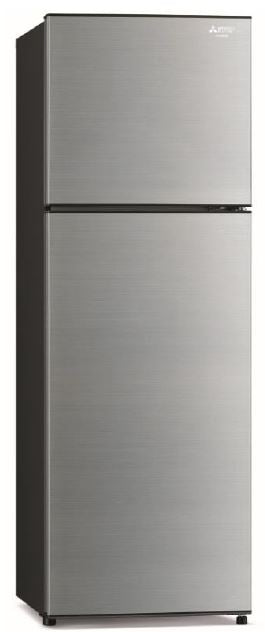 Mitsubishi MR-FC34EP-SSL-P - 2 Door Refrigerator Gross 309l/Net 287litres