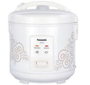 Panasonic SR-CEZ18 - Electric Rice Cooker 1.8litres
