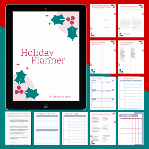 Complete Holiday Planner