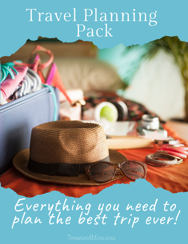 Travel Planning Pack