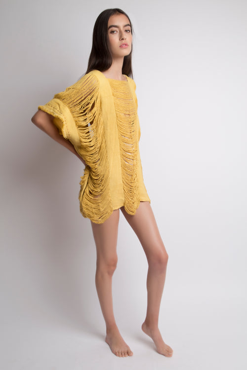 Alejandra Raw top Tunic, Image