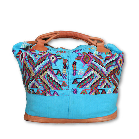 WAVE CROCHET HANDBAG