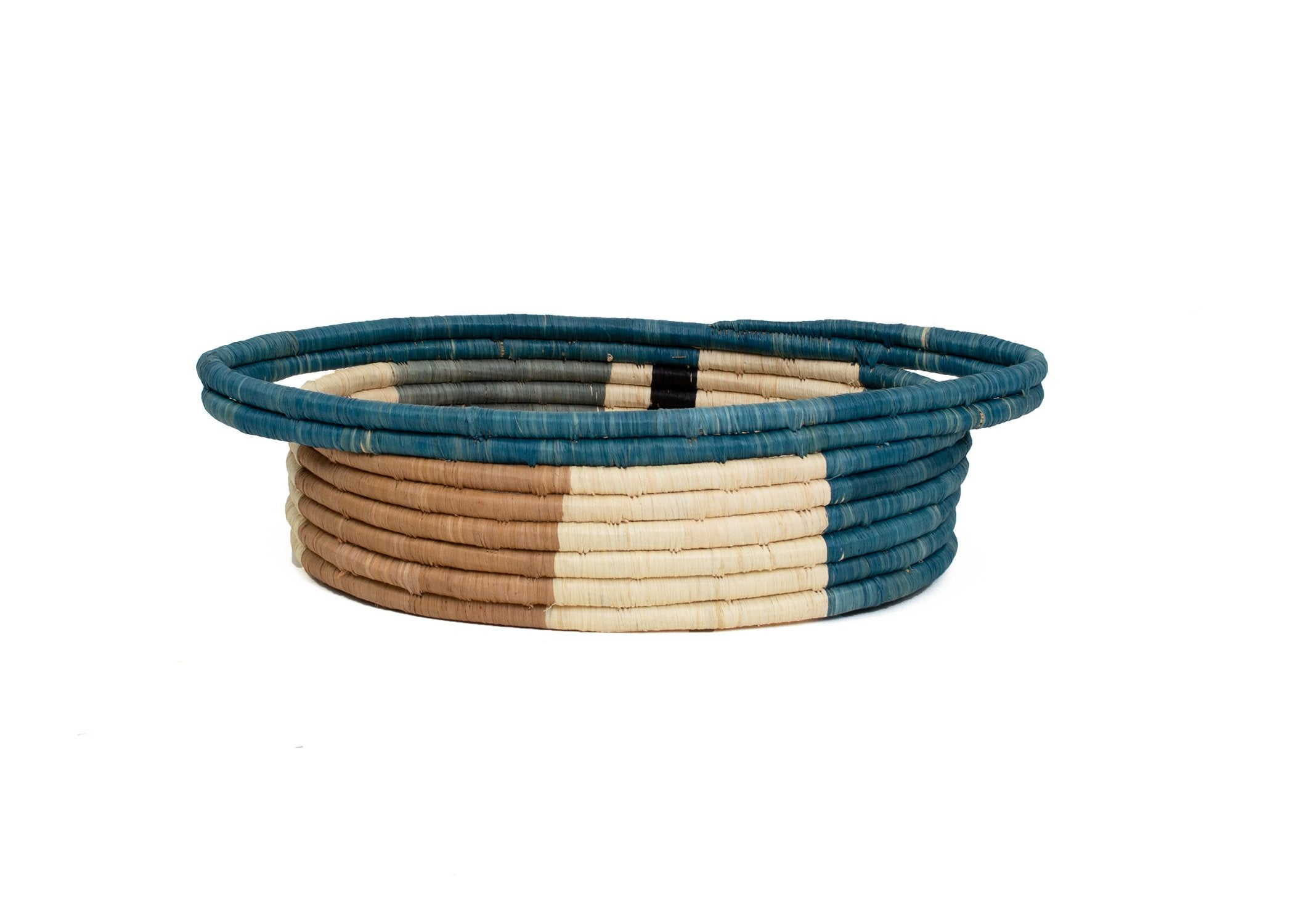 Camel Wheel Oval Basket