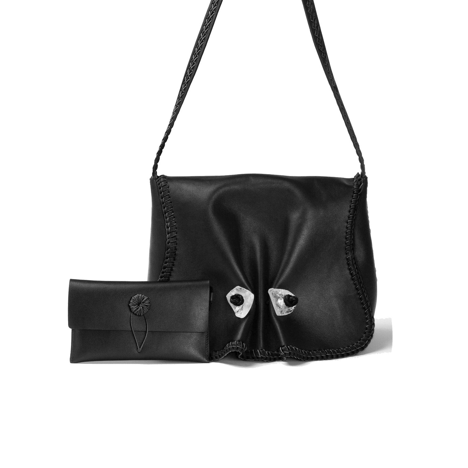 Hydra Crossbody Black