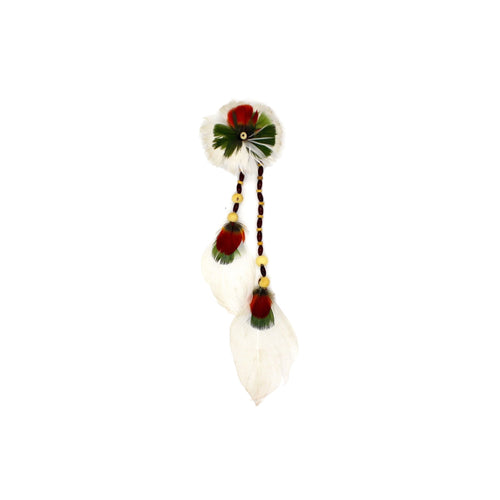 PATAXO FEATHER EARRING