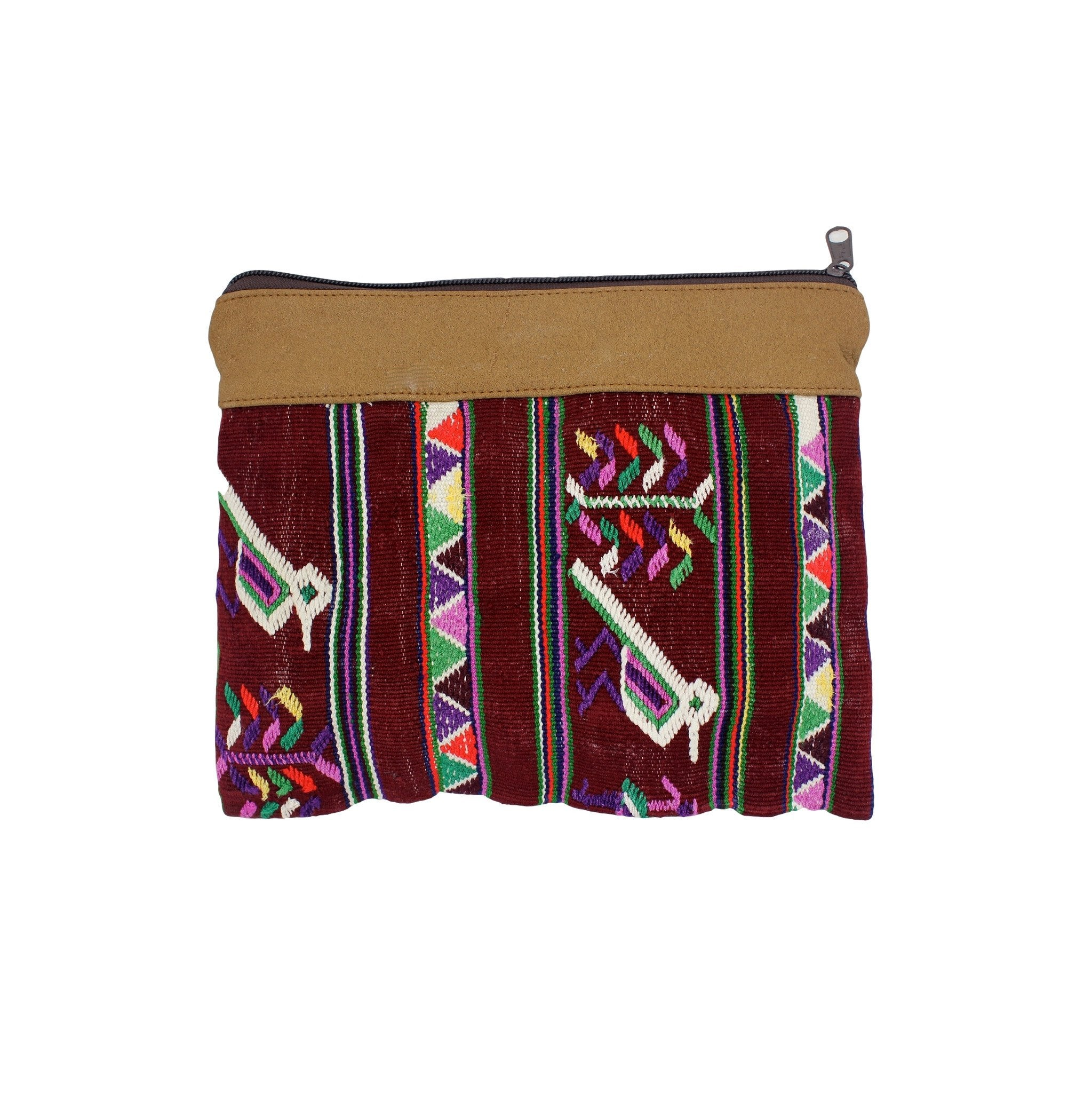 MAYAN POUCH - NOMADIC