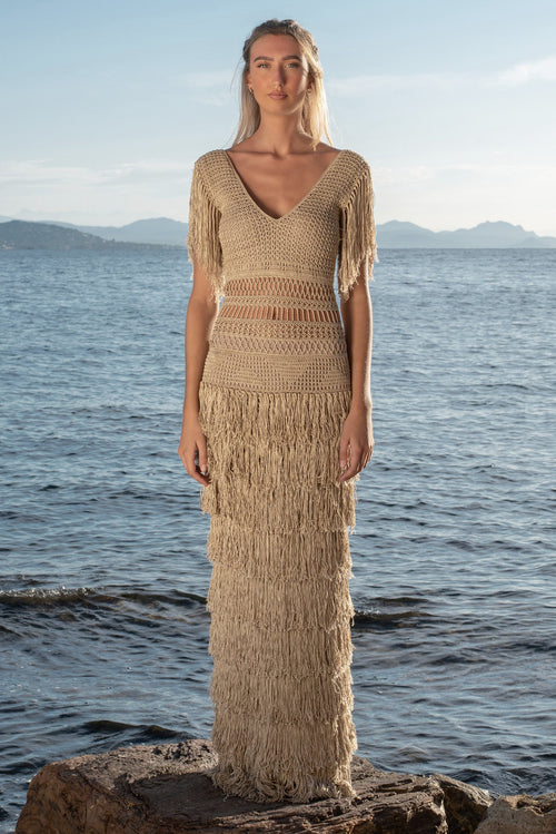 Panthalassa Dress