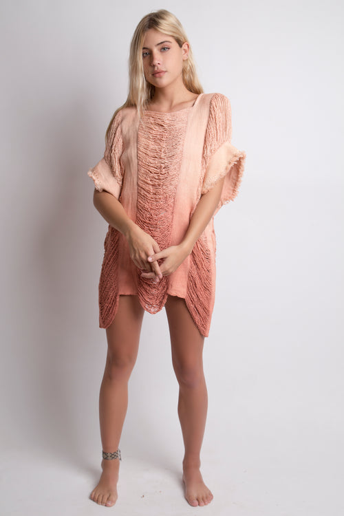Raw Tunic 1.0 Rosa Palo