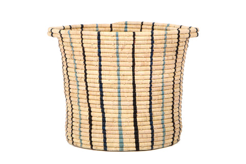 Ivy + Blush Biko Oval Basket