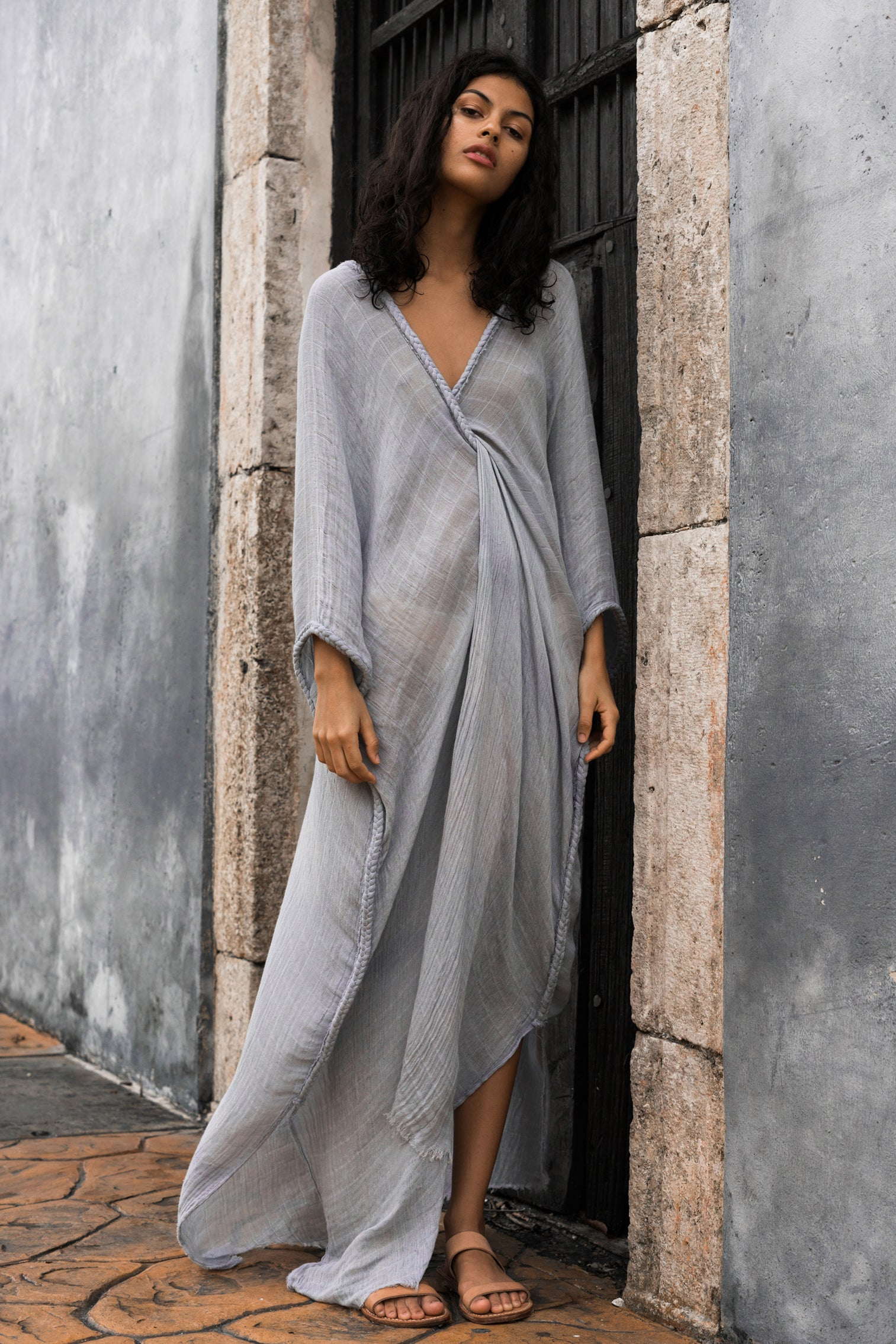 Kasia Kulenty Dress Kaftan, image