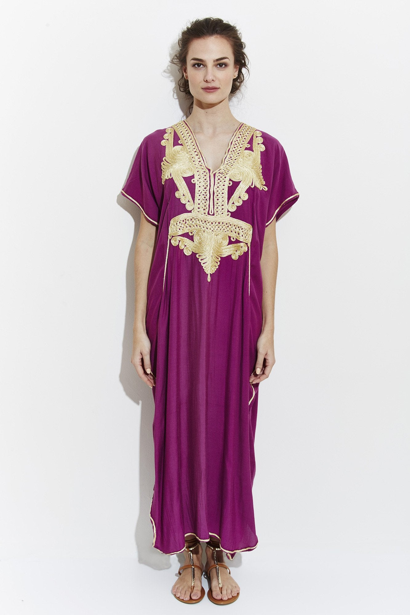 JEMAA LONG KAFTAN
