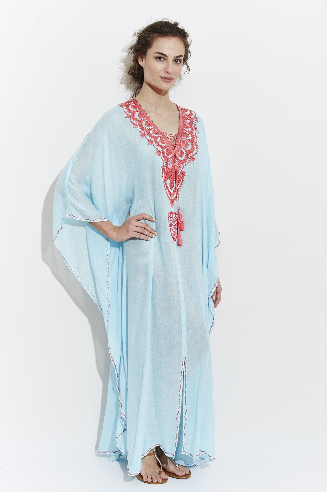 ROYAL LONG KAFTAN - NOMADIC