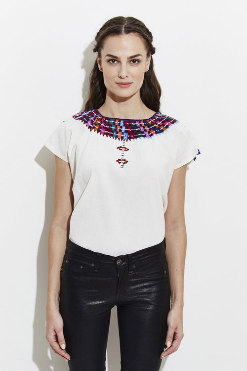 CHERISH BLOUSE - NOMADIC