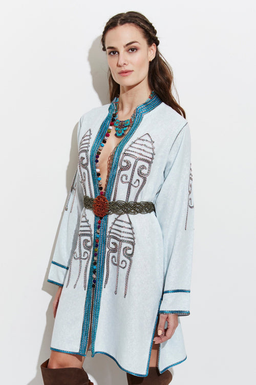 MARRAKECH JACKET - NOMADIC
