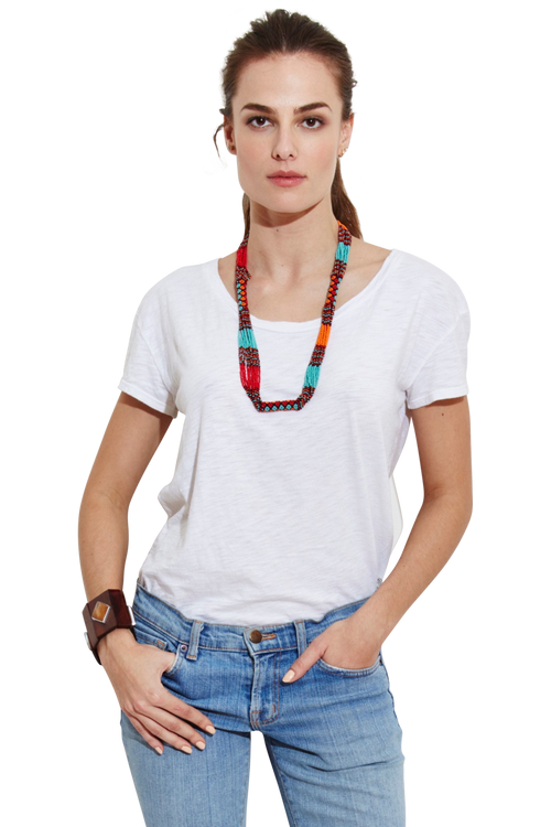 TRIBAL NECKLACE - NOMADIC