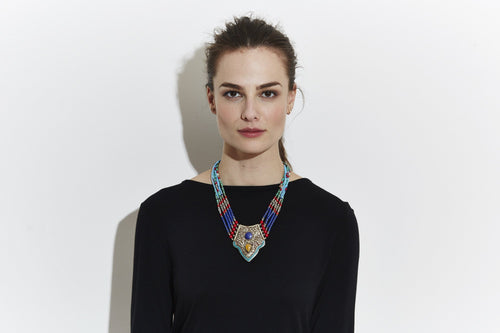 CHERIFIA NECKLACE - NOMADIC