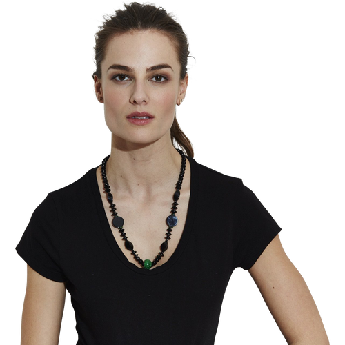 ONYX NECKLACE - NOMADIC