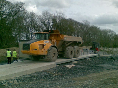 Gravitation E-Series Weighbridge