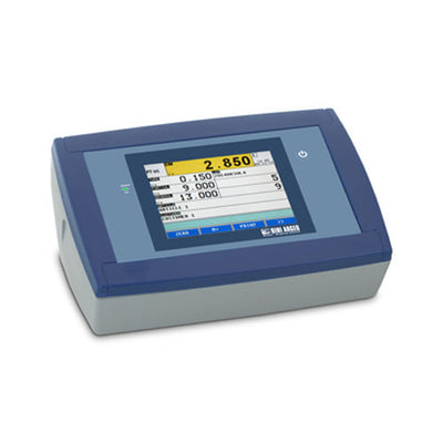 3590 ET Touch screen indicator with AF01 software