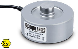 CP SERIES LOW PROFILE COMPRESSION LOAD CELLS