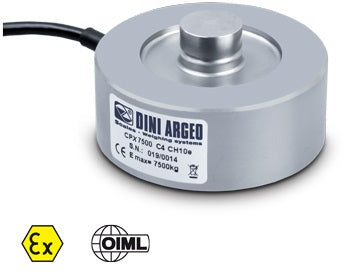 CPX SERIES LOW PROFILE COMPRESSION LOAD CELLS