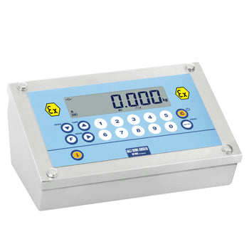 "DFW ""ATEX2GD"": WEIGHT INDICATOR FOR ATEX 1 & 21 ZONES"