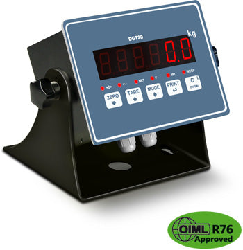 DGT20 BENCH DIGITAL WEIGHT TRANSMITTER-INDICATOR