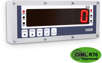"DGT60 MAXI ""GOLIAH"" WEIGHT INDICATOR-REPEATER"
