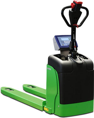 "ELWL ""LOGISTIC"" SERIES ELECTRIC PALLET TRUCK WEIGHING SCALE"
