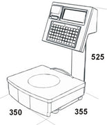 "GPE SERIES ""MI"" PRICE LABELLING SCALES"