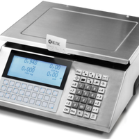 "GPE SERIES ""XS"" ELECTRONIC RETAIL SHOP SCALES"