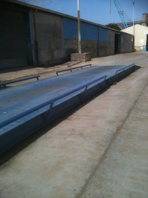 Uniweigher Steel Weighbridge