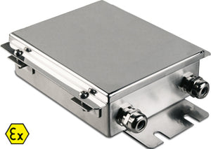 """JBQAI"": EQUALISED JUNCTION BOX FOR ATEX ENVIRONMENTS"