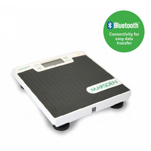 Marsden M-420BT Portable Floor Scale with Bluetooth