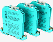 """KMB4"" BOX WITH PASSIVE SAFETY ZENER BARRIERS, FOR ATEX ENVIRONMENTS"