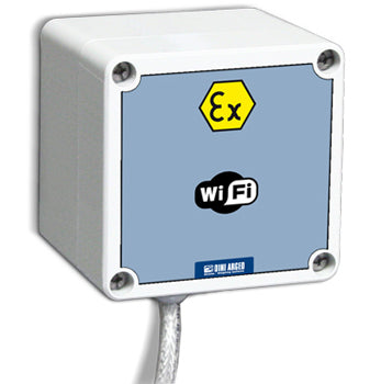 OBWIFI3GD WIFI INTERFACE BOX FOR ATEX 2 and 22 ZONES
