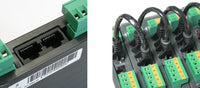 ETH1S TCP\IP - UDP ETHERNET INTERFACE FOR DIN RAIL