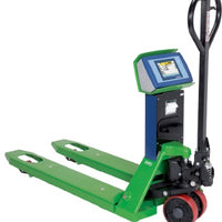 "TPWET ""ENTERPRISE"" TOUCH SCREEN SERIES PALLET TRUCK SCALE"