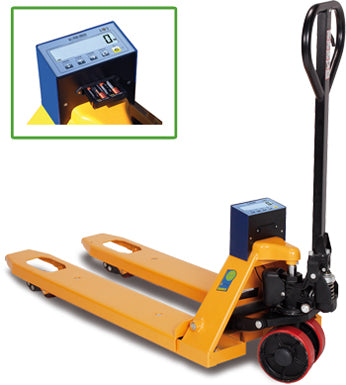 "TPWN09 ""NETWORK"" SERIES PALLET TRUCK SCALE"