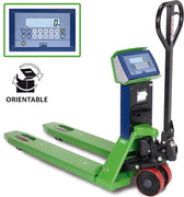 "TPWP ""PROFESSIONAL"" SERIES PALLET TRUCK SCALE"