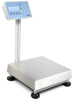 """WALL-E INOX"" SERIES STAINLESS STEEL BENCH AND FLOOR SCALES"