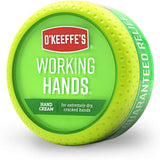 كريم اليدين  96 جم - O'Keeffe's Working Hands Hand Cream 96 gm
