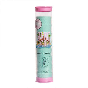 فوار فقاعات الاستحمام - So...? Sorry Not Sorry Blue Lagoon Fizz Drops 80g