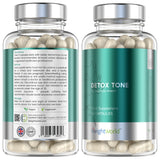 كبسولات ديتوكس 60 كبسولة - Weight World Detox Tone Capsules 60's